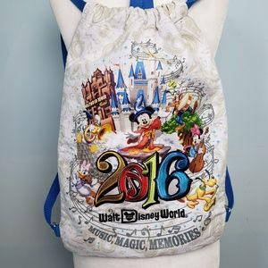 Disney Parks Light Backpack Mickey Mouse